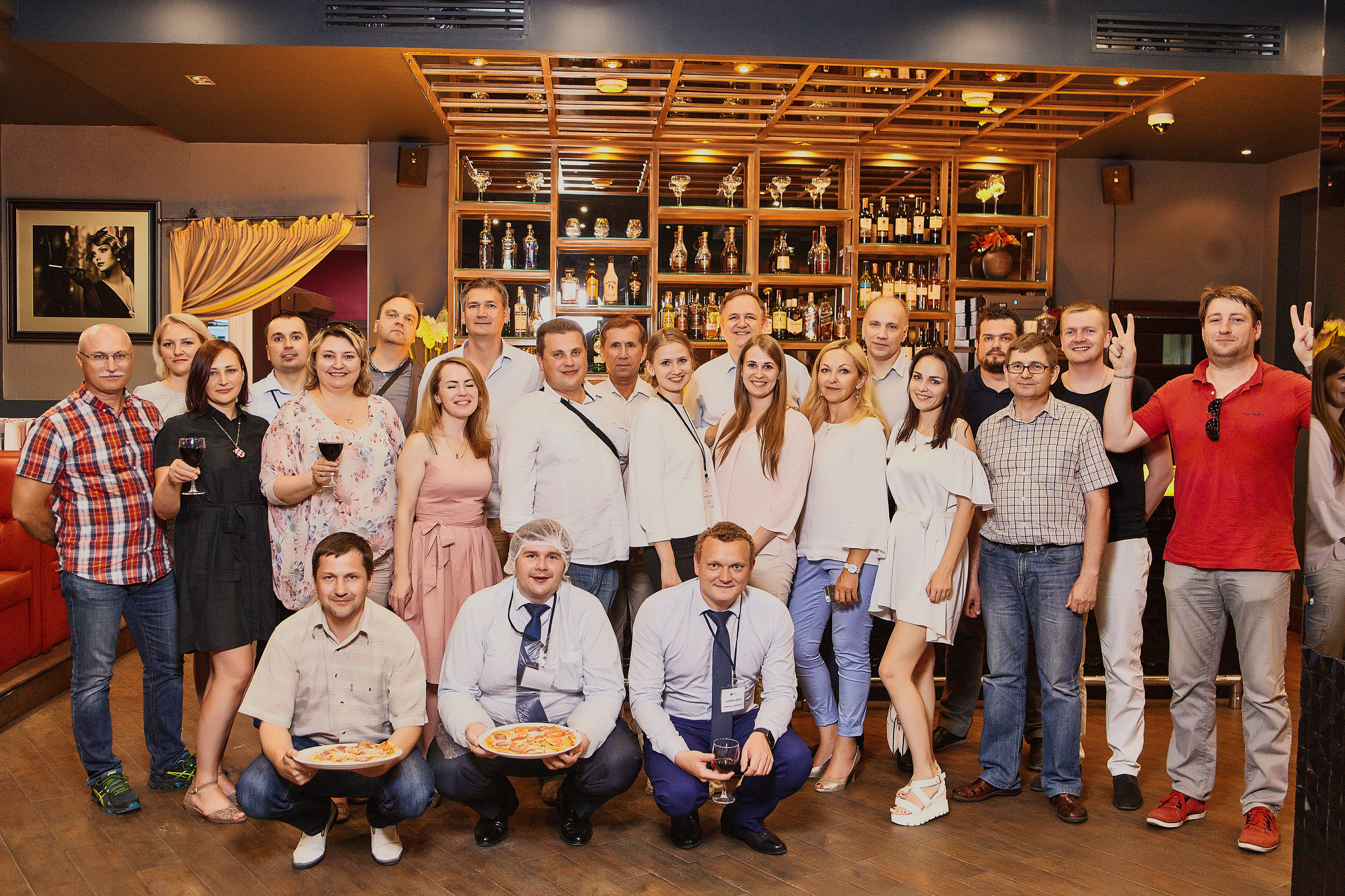 Customer event in Minsk