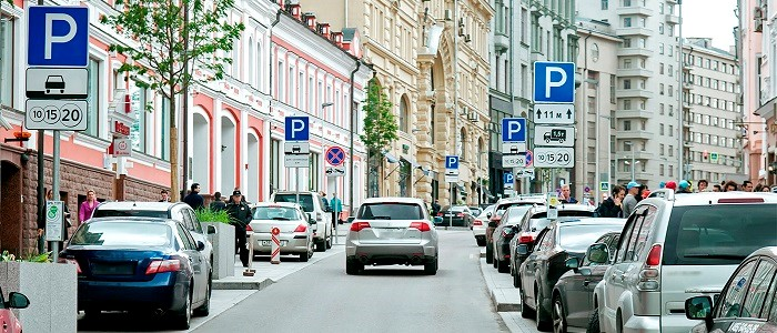Penalties for unpaid parking will bring 5.8 billion rubles to the city treasury in 2019
